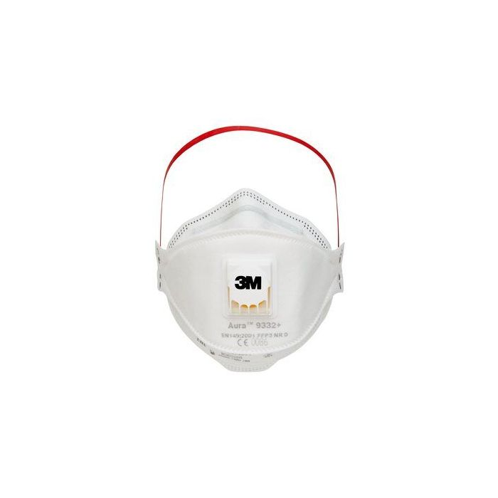 3M™ Aura™ Respirator 9332+ FFP3 (Pack of 10)