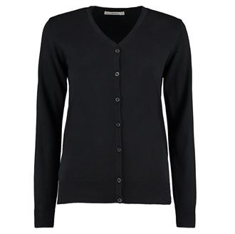 Women's Arundel v-neck cardigan long sleeve