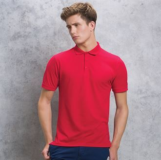 Klassic slim fit polo short sleeved Superwash® 60ºC