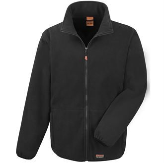 Work-Guard heavy-duty microfleece