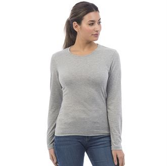 Girlie triblend T long sleeve