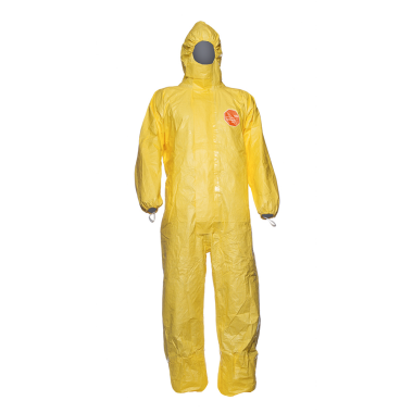DuPont™ Tychem® 2000 C. Hooded coverall