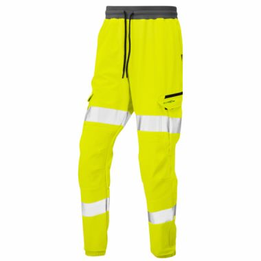 Leo Hawkridge Hi-Vis Jog Trouser