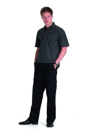Cargo Trouser - Long with Knee Pads - Long