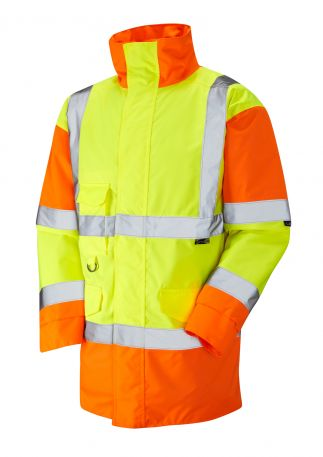 A01-Y/O Tawstock Hi Vis Jacket Yellow / Orange