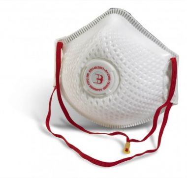 P2 Mesh Mask Valved Pack of 10