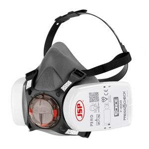 JSP Force™ 8 Half-Mask with PressToCheck™ P3 Filters