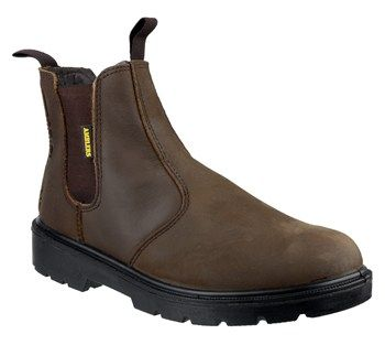 FS128 Dealer Boot with VAT