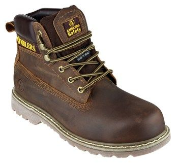 Amblers Steel FS164 Welted Safety Boots with VAT