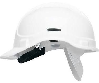 HC300 Elite Vented White Hard Hat
