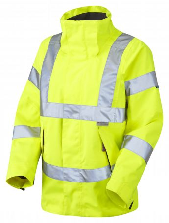 Ladies Hi-Vis Rosemoor Breathable Jacket