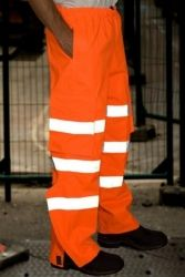 INSTOW EXECUTIVE OVERTROUSER ORANGE
