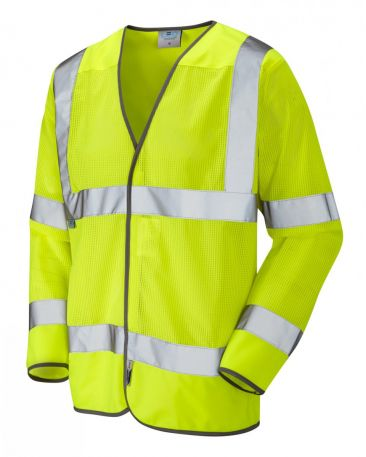 Fremington Class 3 Coolviz Sleeved Waistcoat
