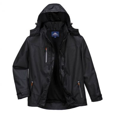 Portwest Waterproof / Breathable Outcoach Jacket