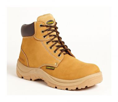 Sterling Steel Wheat Safety Boot with VAT
