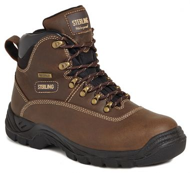 SS813SM Waterproof Safety Hiker