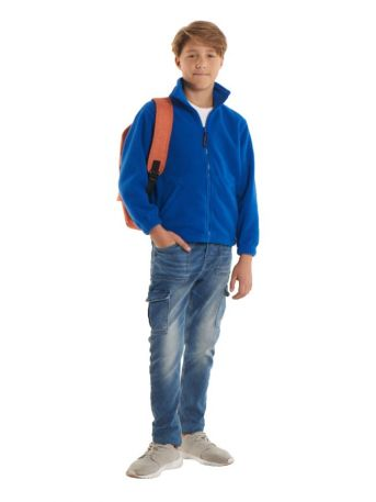 Children's Full Zip Micro Fleece Jacket
